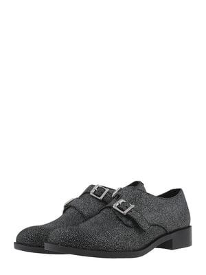Туфли графитового цвета | 5479372