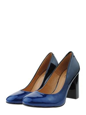 Туфлі сині | 5479393
