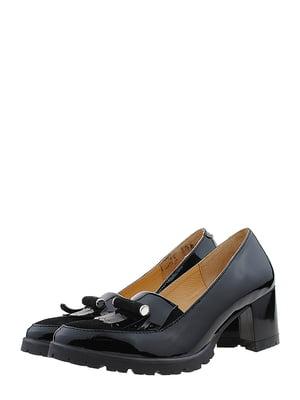 Туфлі чорні | 5479395
