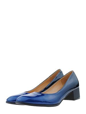 Туфлі сині | 5479396