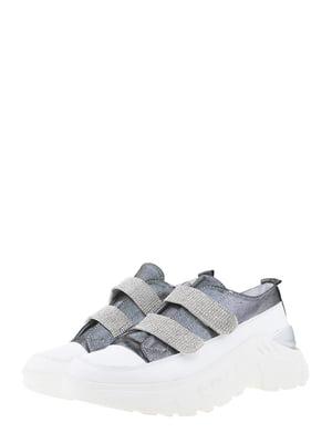 Кросівки сірі | 5479651