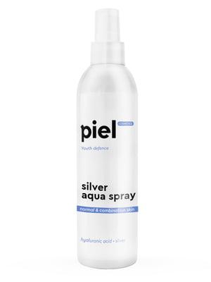 Спрей зволожувальний для обличчя Silver Aqua Spray (250 мл) | 647243