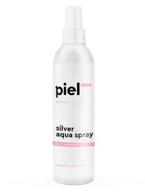 Спрей увлажняющий для лица Silver Aqua Spray (250 мл) | 647244