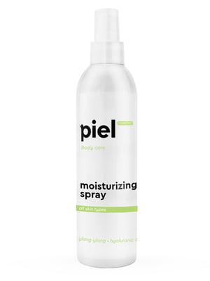 Спрей для тела ультраувлажняющий с эфирным маслом иланг-иланга Silver Body Spray (250 мл) | 647247