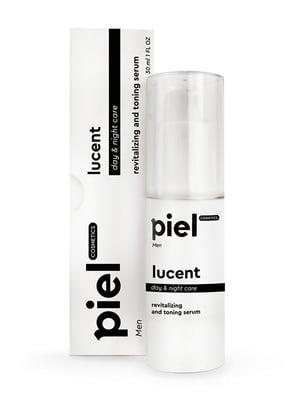 Сироватка для обличчя чоловіча відновлювальна Men Lucent Revitalizing Serum (50 мл) | 3026970