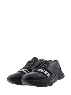 Кросівки чорні | 5485350