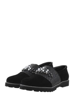 Туфли черные | 5485381