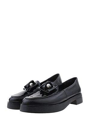 Туфлі чорні | 5485449