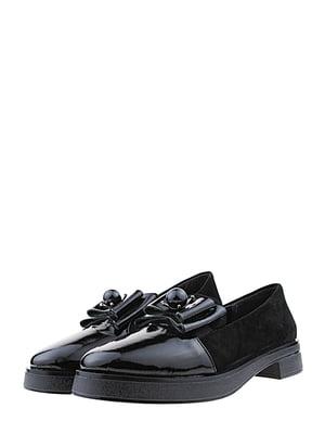 Туфлі чорні | 5485450