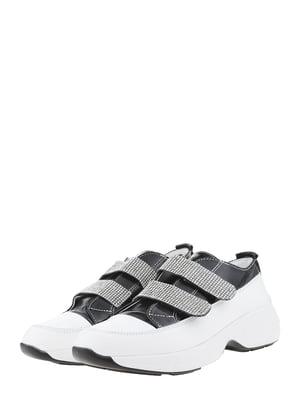 Кросівки чорно-білі | 5485520