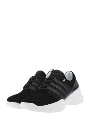 Кросівки чорні | 5485523