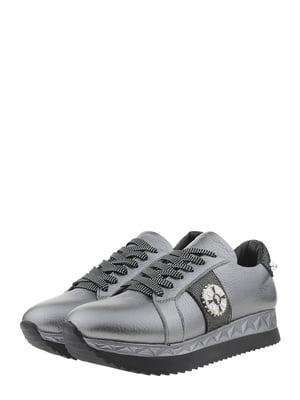 Кросівки сірі | 5485529