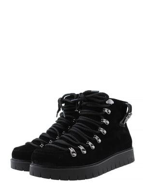 Ботинки черные | 5498590