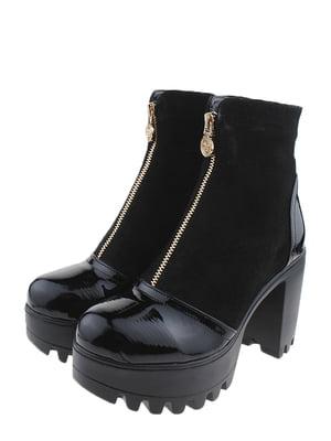 Ботинки черные | 5498613