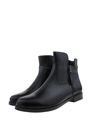 Ботинки черные | 5498684