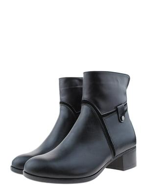 Ботинки черные | 5498685