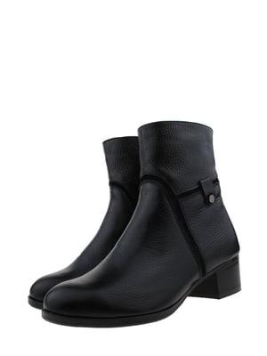 Ботинки черные | 5498687