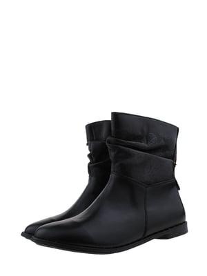 Ботинки черные | 5498690