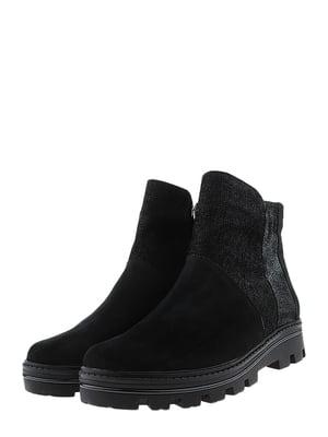 Ботинки черные | 5498701