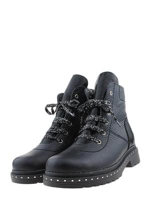 Ботинки черные | 5498708