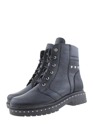 Ботинки черные | 5498710