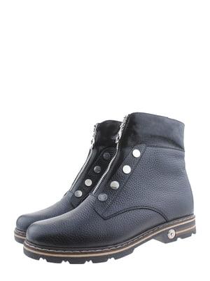 Ботинки черные | 5498713