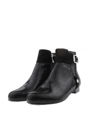 Ботинки черные | 5498723