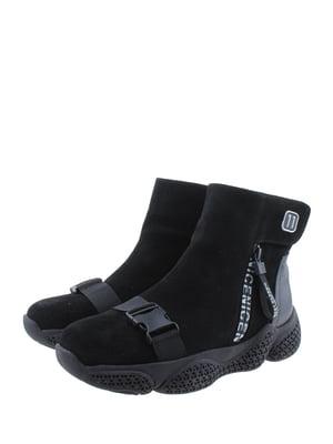 Ботинки черные | 5498381
