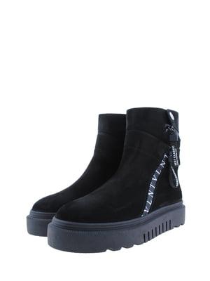 Ботинки черные | 5498395