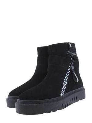 Ботинки черные | 5498397