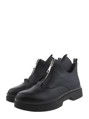 Ботинки черные | 5498672