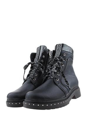 Ботинки черные | 5498706