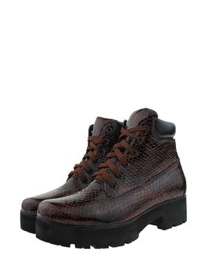 Ботинки коричневые | 5498794