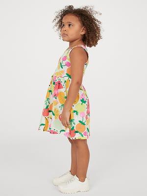 Платье с фруктами | 5499246