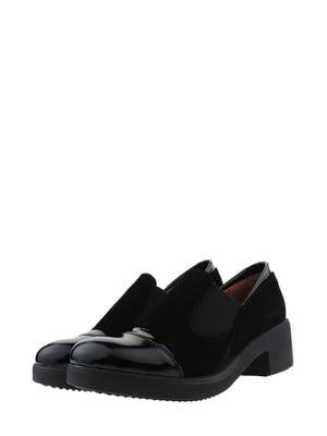 Туфлі чорні | 5485357