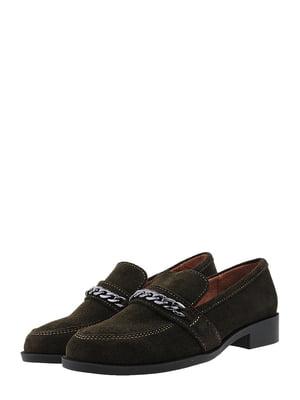 Туфлі кольору хакі | 5485489