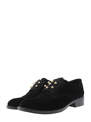 Туфли черные | 5485507
