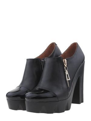 Туфлі чорні | 5485516
