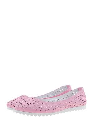 Балетки рожеві | 5485549