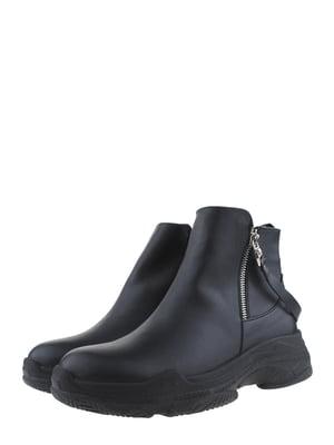 Ботинки черные | 5498467