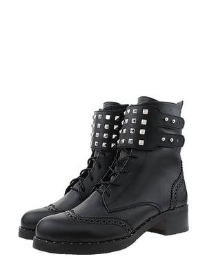 Черевики чорні | 5498472