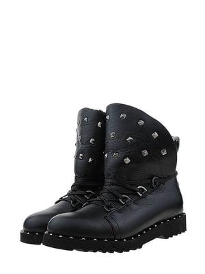 Черевики чорні | 5498474