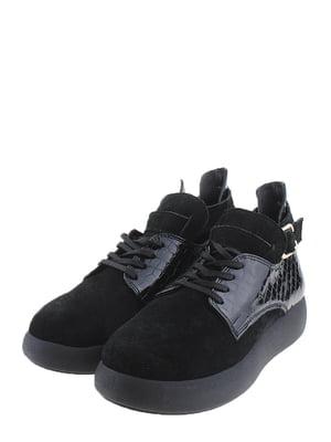 Черевики чорні | 5498491