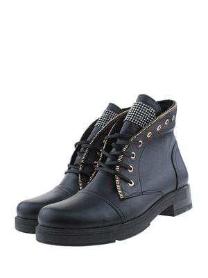 Ботинки черные | 5498572