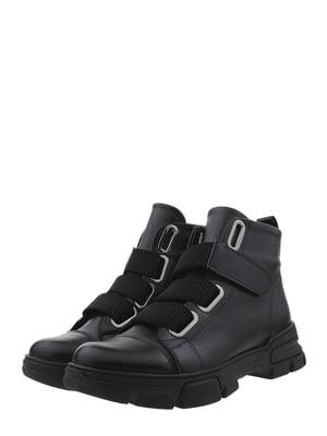Ботинки черные   5498797