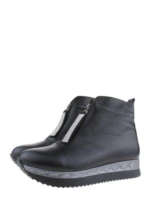 Ботинки черные | 5498437