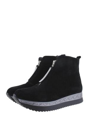Ботинки черные | 5498438