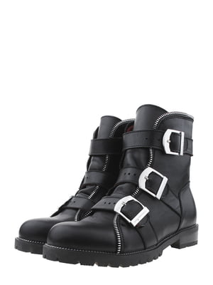 Ботинки черные | 5498450