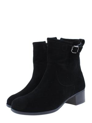 Ботинки черные | 5498758