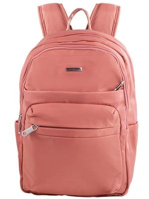 Рюкзак коралового кольору | 5499369
